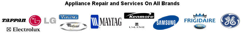 appliance repair on all brands
